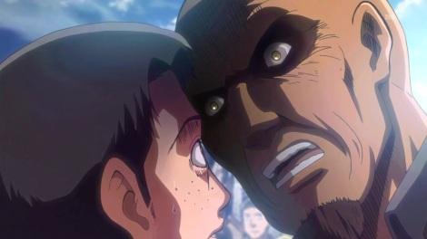 Shingeki no kyojin : Episodio 3: Keith Shadis